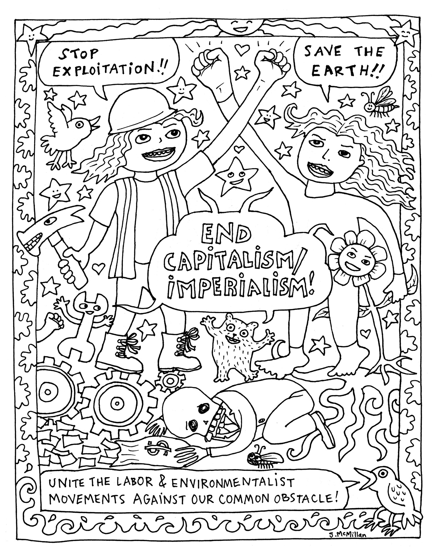 Bakery Coloring Page | Coloring pages, House colouring pages, Free ... | 1909x1500